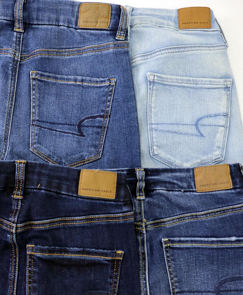 جينز امريكان ايجل